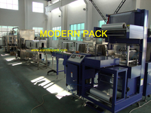 PE Film Wrapping Shrink Machine