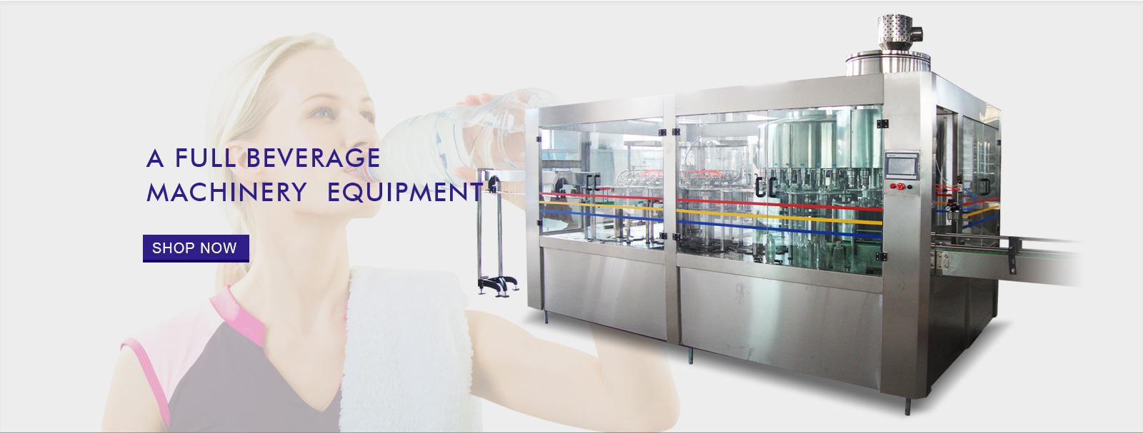 modern-pack beverage machine